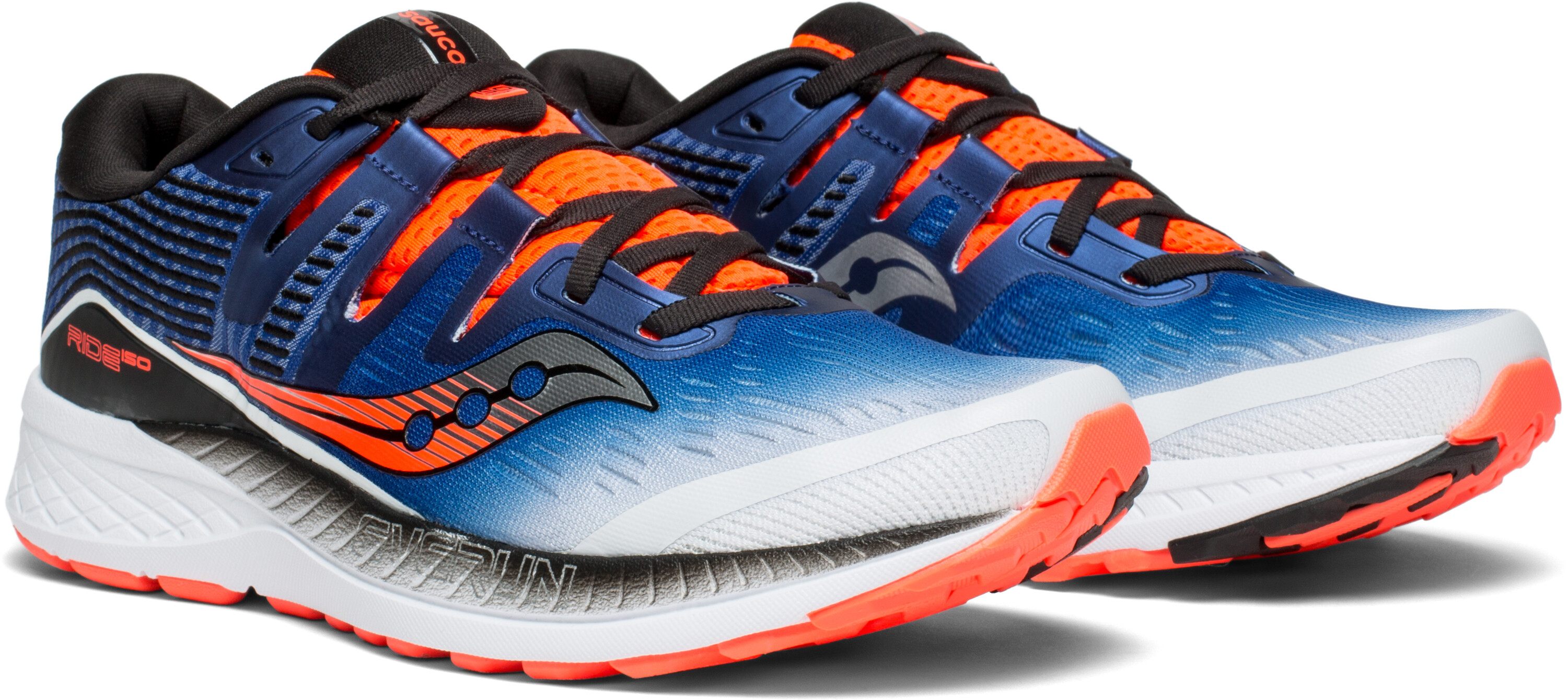 ce0a9d3fda46 saucony Ride ISO - Chaussures running Homme - bleu/blanc - Boutique ...